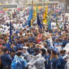 Lippukunnat valmistautuvat marssiin