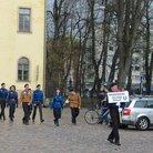 Mannerheim-solkien saajat, joukossa myös sinikotka Konsta Grönberg
